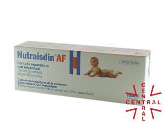 NUTRAISDIN AF antifungico MICONAZOL 50 ML isdin