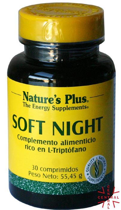 Soft Night 30c Nature's Plus
