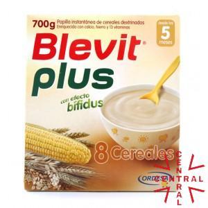 BLEVIT PLUS 8 CEREALES BIFIDUS 600 G Ordesa