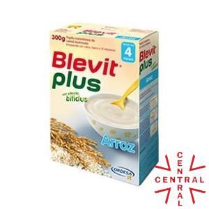 BLEVIT PLUS ARROZ 300 G