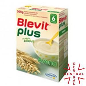 BLEVIT PLUS AVENA 300 G 12 U Ordesa
