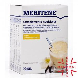 MERITENE active senior nutrition 15 sb VAINILLA INST
