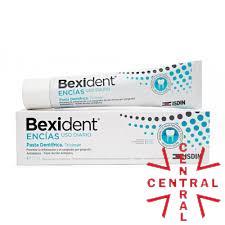 BEXIDENT ENCIAS pasta dental TRICLOSAN 125 ml Isdin