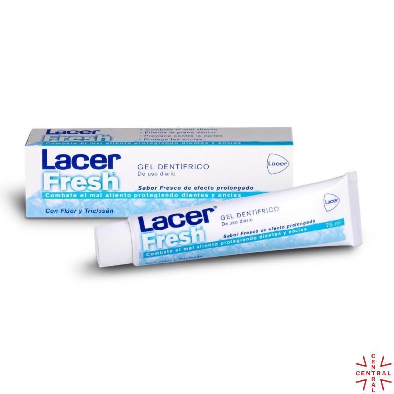 LacerFresh Gel Dentifrico 125ml Lacer