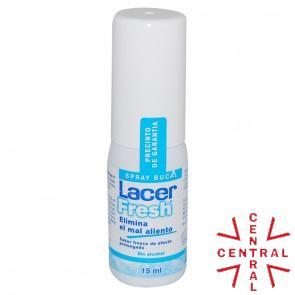 Lacerfresh spray 15ml Lacer