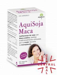 AQUISOJA MACA 60caps Aquilea