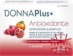 DONNAPlus+ Antioxidante 30 comp Ordesa