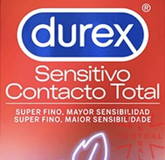 Durex sensitivo