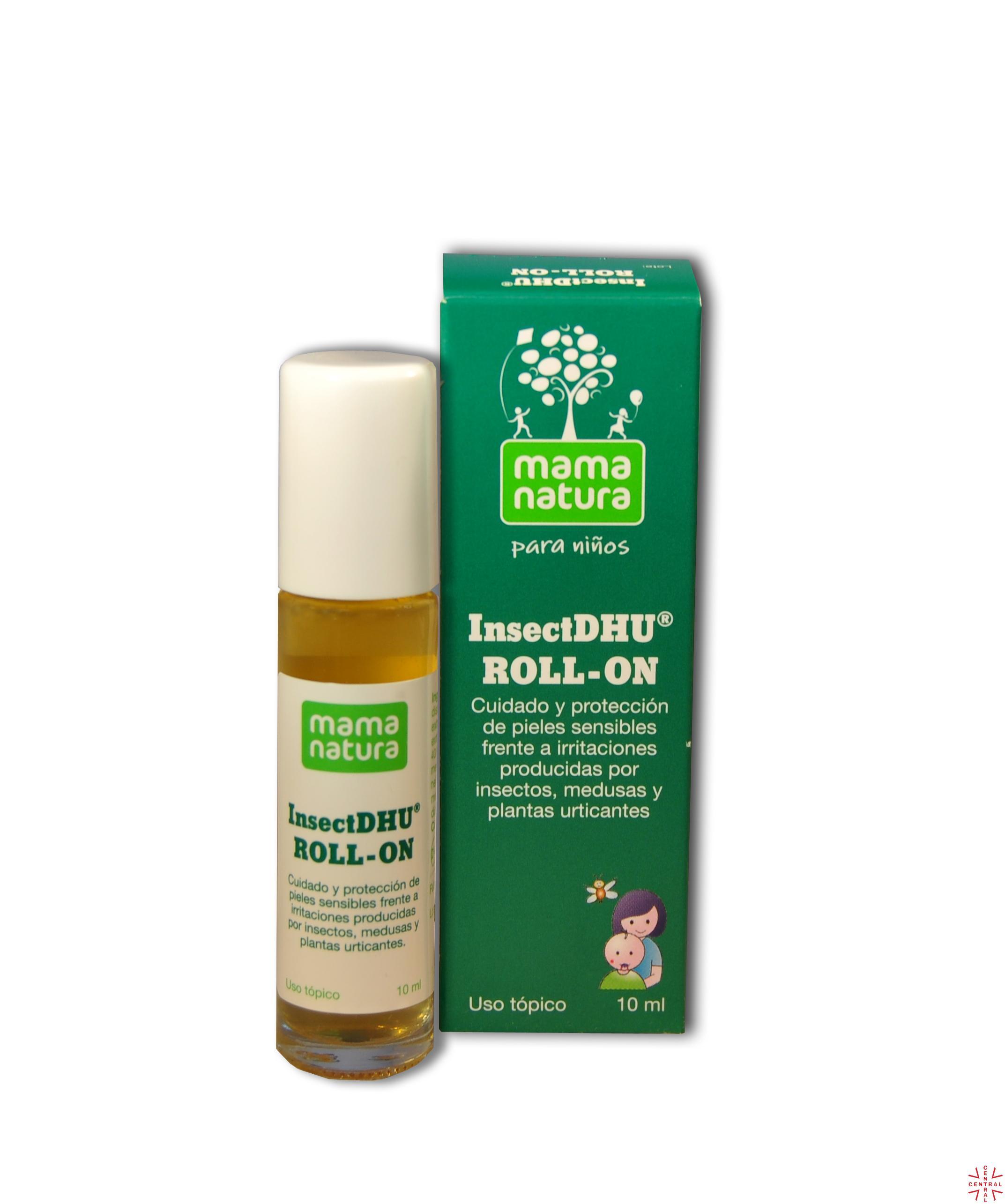 INSECTDHU roll-on calma irritación de la piel DHU