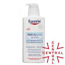 EUCERIN aquaporin active loción-gel 400ml