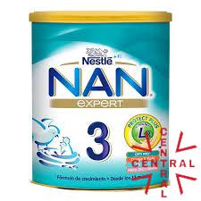 NAN 3 éxpert fórmula de crecimiento a partir 12 meses 800g nestle