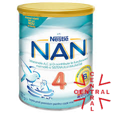 NAN 4 expert leche infantil desde los 24 meses 800g nestle