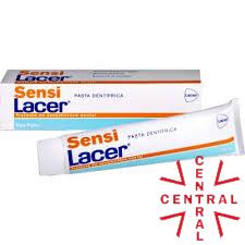 Sensilacer pasta dentífrica 125ml Lacer