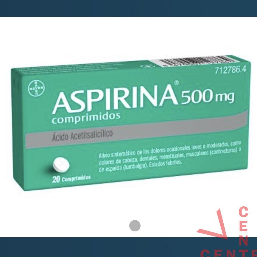 Aspirina 500