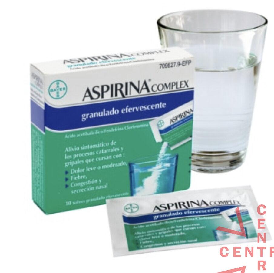 Antigripal aspirina