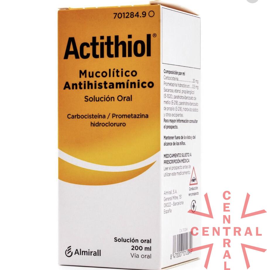Almirall actithiol