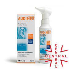AUDIMER suero marino 60ml Omega Pharma