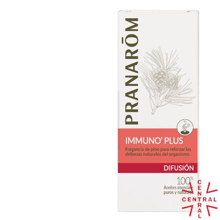 Pranarom Immuno`plus diffusion 30 ml