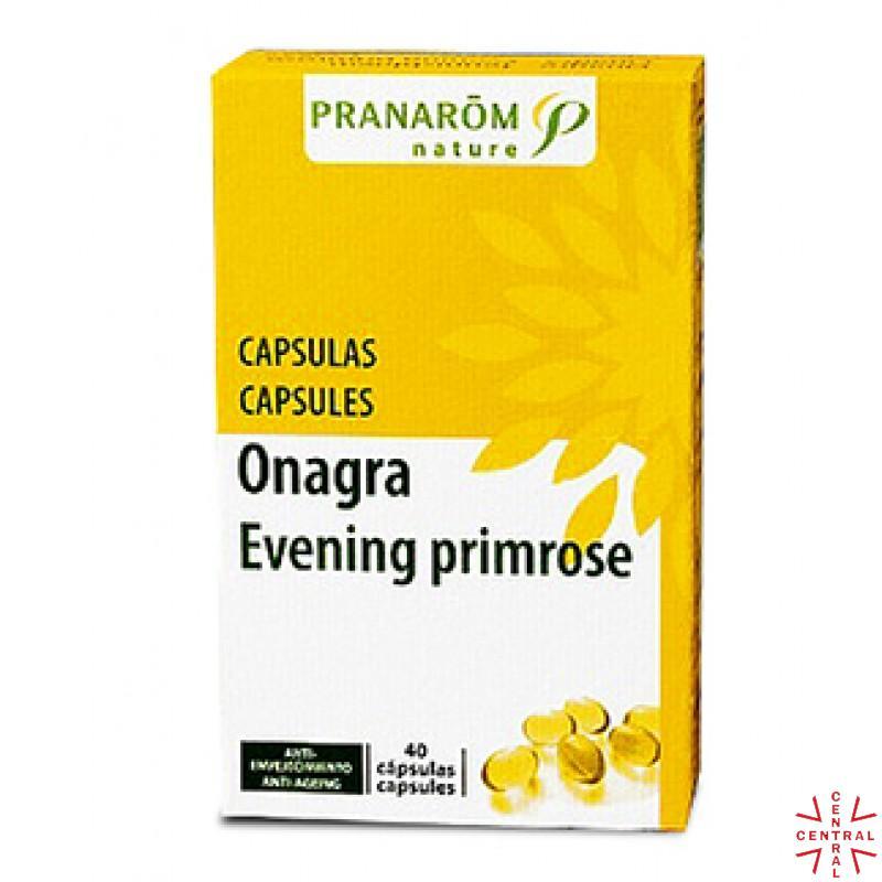 Onagra 40 cápsulas Pranarom