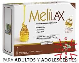 Melilax (6 microenemas x 10g) Aboca