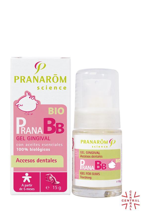PranaBB Accesos dentales Gel gingival 15g Pranarom