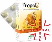 PROPOL 2 EMF 30 tabletas sabor cítrico/miel Aboca
