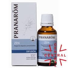 Pranarom diffusion Zen 30 ml relajación y armonía