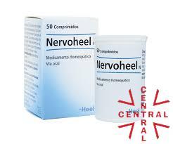 Nervoheel N 50 comp Heel
