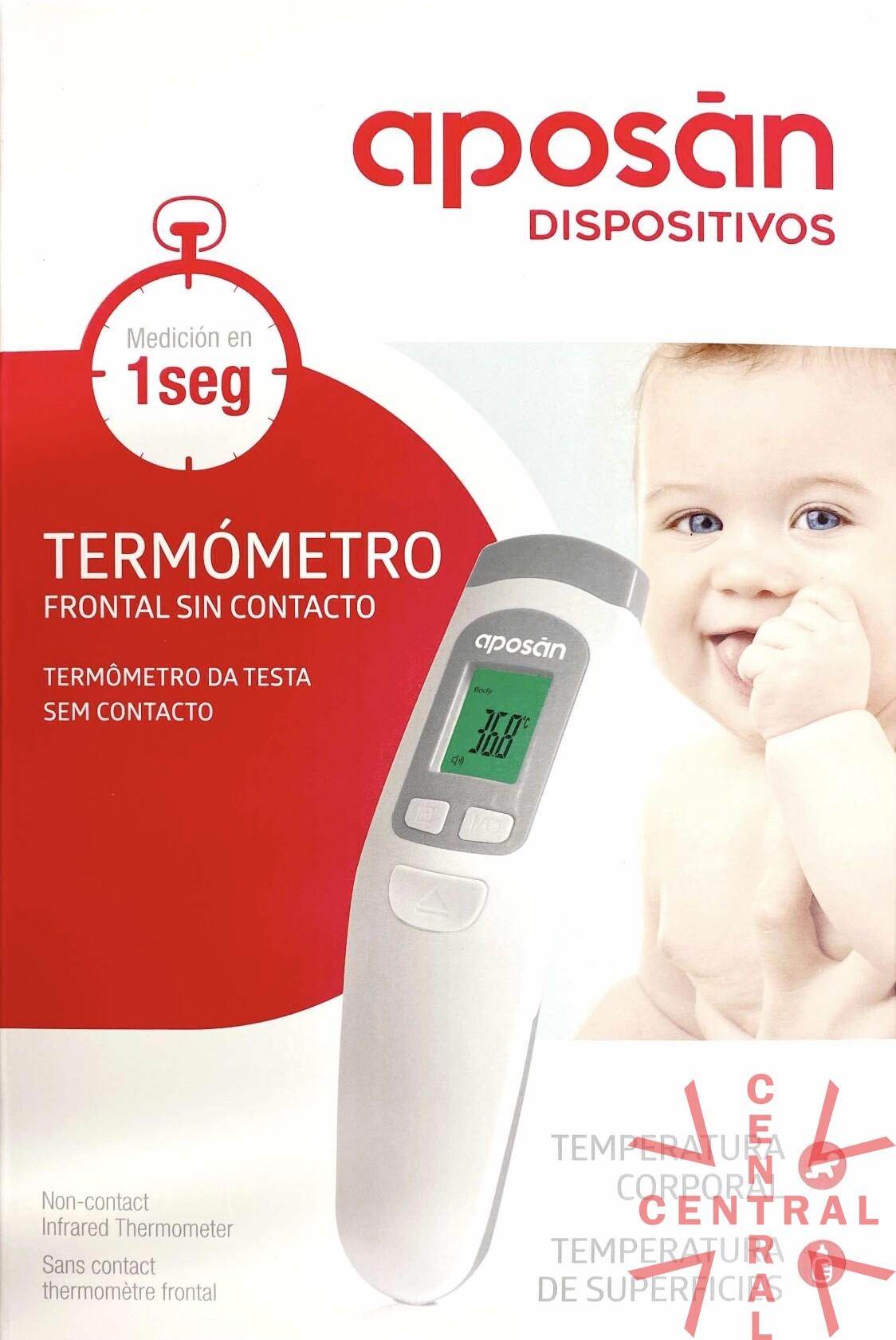 Termómetro covid19
