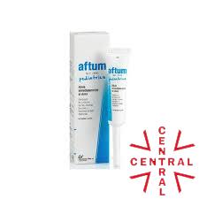 AFTUM gel oral PEDIATRICS úlceras bucales 15ml VIÑAS