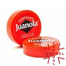pastillas JUANOLA 5.4g pequeñas