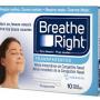 breathe rigt transparente