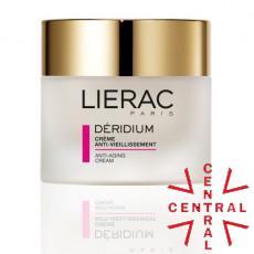 LIERAC DERIDIUM anti-envejecimiento piel normal y mixta 50ml