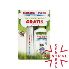 Repel Bite MOSQUI-PACK colchoneta repel de insect Adultos y niños 2+  After Bite Esteve