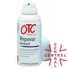 REPAVAR aerosol de aceite rosa mosqueta 150ml