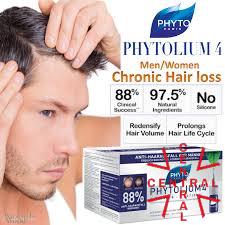 PHYTOLIUM 4 tratamiento anti-caída estimulador del crecimiento unisex 12 u phyto
