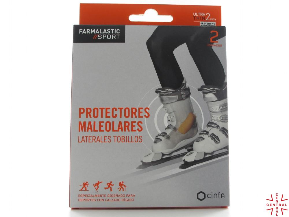 FARMA sport protectores maleolares lateral tobillo cinfa