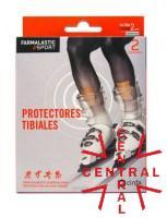 FARMA  sport protectores tibiales 2u cinfa