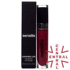 SENSILIS GLOSS shimmer lips 11 bordeaux