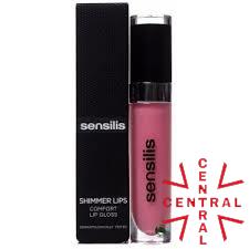 SENSILIS GLOSS shimmer lips 07 fraise