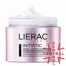 LIERAC INITIATIC crema alisante energizante primeras arrugas 40ML