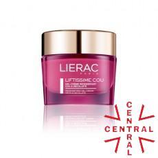 LIERAC LIFTISSIME gel crema redensificante cuello y escote 50ml