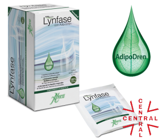 ABOCA adelgaación Lynfase tisana bolsitas 20 filtros