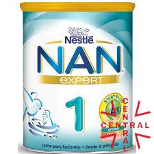 NAN 1 expert leche para lactantes desde el primer día 800g nestle