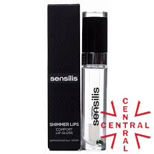 SENSILIS GLOSS shimmer lips 01 transparent