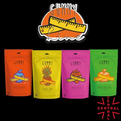 GUMMY  saciante sabor FRESA actafarma
