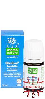 Kindival comp para niños mama natura
