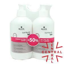CUMLAUDE GYNELAUDE  duplo higiene íntima diaria 500 ml x2