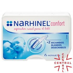 NARHINEL RHINOMER baby aspirador nasal Novartis