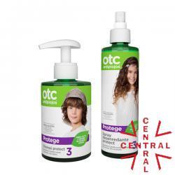 OTC pack protect champú + spray desenredante